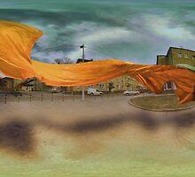 Orange Hat by InPicCom