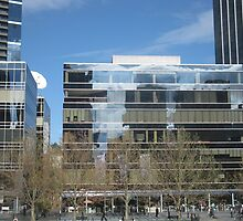 Reflections by the Yarra by GemmaWiseman