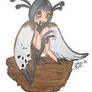 Mourning Dove by Katz Karma