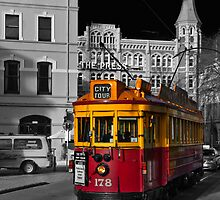 Christchurch Tram by fotoWerner