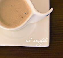 il caffè by Adriana Glackin