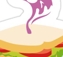 let's make a sandwich Sticker