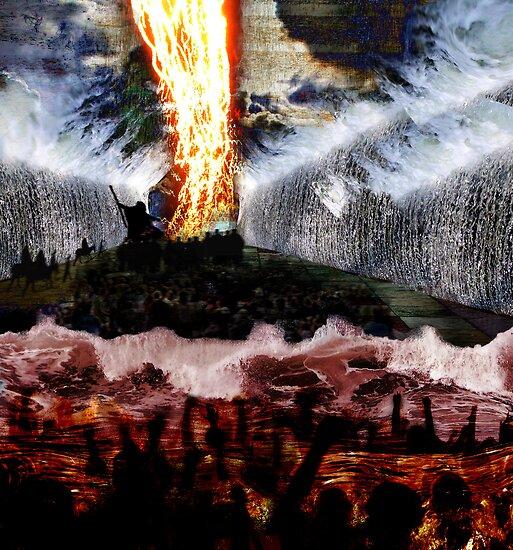 A Dark Exodus by Christopher Nicola