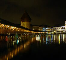 Lucerne Night Beauty by Al Bourassa