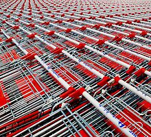 Crowd of Trolleys by mohsensa