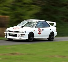Barbon speed hill climb - Subaru Impreza by JHMimaging