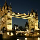 Tower Bridge 2 by david marshall
