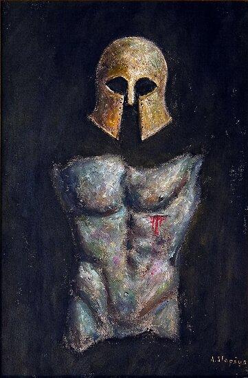 Immortal spirit by Arturas Slapsys
