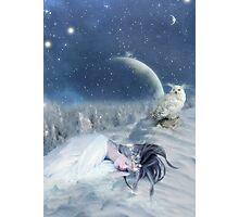 ice queen [my december] Photographic Print