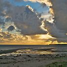 Evening sky: Inverloch, Victoria. by johnrf