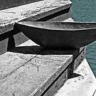 The Water Below the Dock by Jen Waltmon