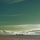 Jetty at St Annes by maxblack