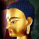 Gautam Buddha  by Neeraj Nema