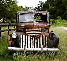 old truck by riggsy23