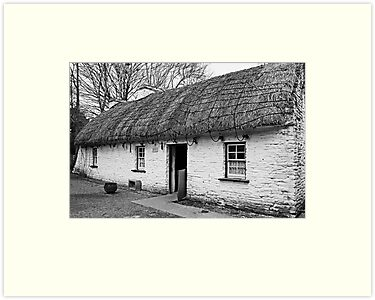 A Country cottage by Martina Fagan