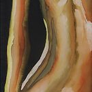 Sensuous Curves by Martha Andreatos