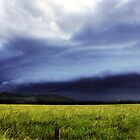 Northern Rivers Stormcell by SouthBrisStorms