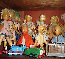 Shelf Life Toy Story (3) by Recycloanalyst by Recycloanalyst