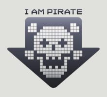 i am pirate by Я M