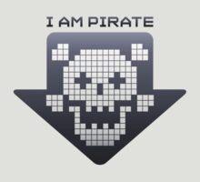 i am pirate by Я M
