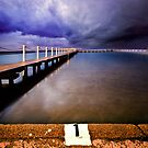Narrabeen Pool by Adriana Glackin