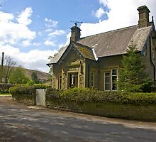 Arncliffe Cottage by Trevor Kersley