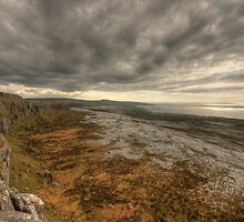 Fanore Burren View by John Quinn