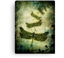 Fly, Fly Away! Canvas Print