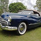 'Buick Super 8'  by Gavin J Hawley