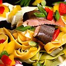 Pasta, Pepper and Pesce by SmoothBreeze7