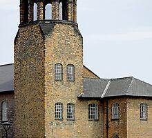 The Silk Mill, Derby by Rod Johnson