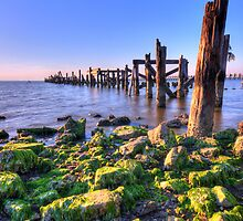 Low Tide by Joel Hall