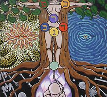 Tree Of Wisdom by Adolph Hernandez