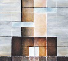 """Painting """"Condominium"""" by QUIM Alcantara"""