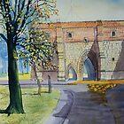 Bayle Gate, Bridlington by Glenn Marshall