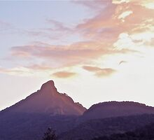 Mt Warning by Howard Melder