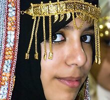 ~Omani Traditional Wear~ by Kelly Normandeau