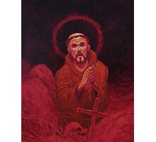 St Francis of Assisi Photographic Print