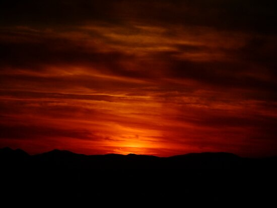 Just another sunset (3) by Themis