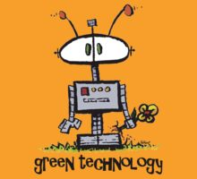 Green Technology by Jarrod Knight