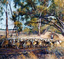 Moving the Mob by Lynda Robinson