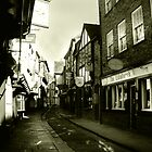 Shambles, York by SupercarArt
