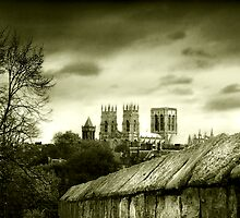 York Minster #1 by SupercarArt