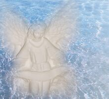 Water angel by Plum