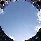 Sky Circle by John Gaffen