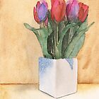 Tulips by Ken Powers