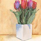Tulips by Ken Powers