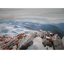 My Mountain Photographic Print