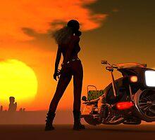 Summer Heat by mdkgraphics