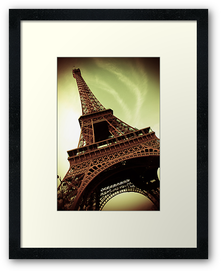An Awesome Tower by Adnane Mouhyi